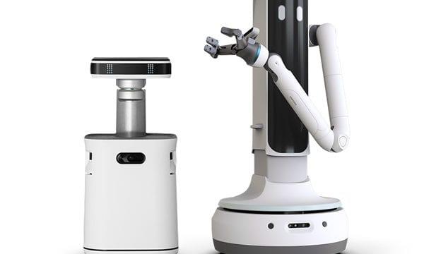 Robotina cobra vida con Samsung