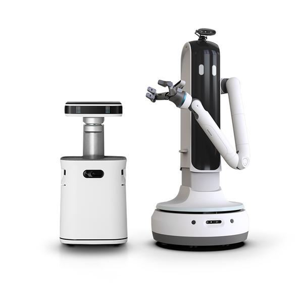 Samsung presenta un robot que te ayudará hasta a lavar lo platos sucios