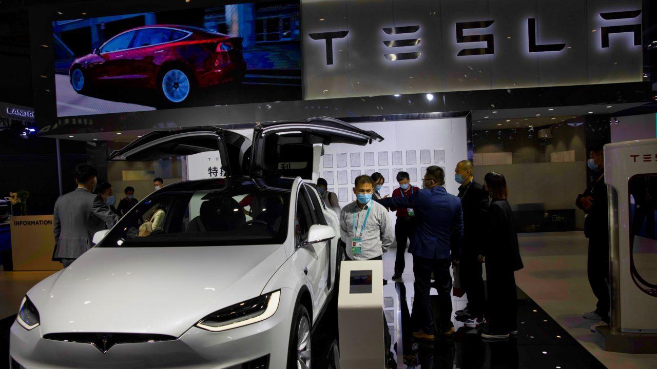 Vehículos Tesla