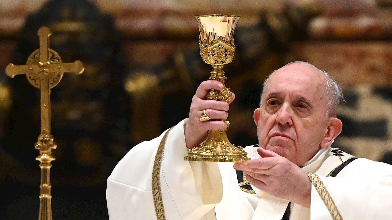 El Papa pide no perder la esperanza y empezar de nuevo en estos meses oscuros