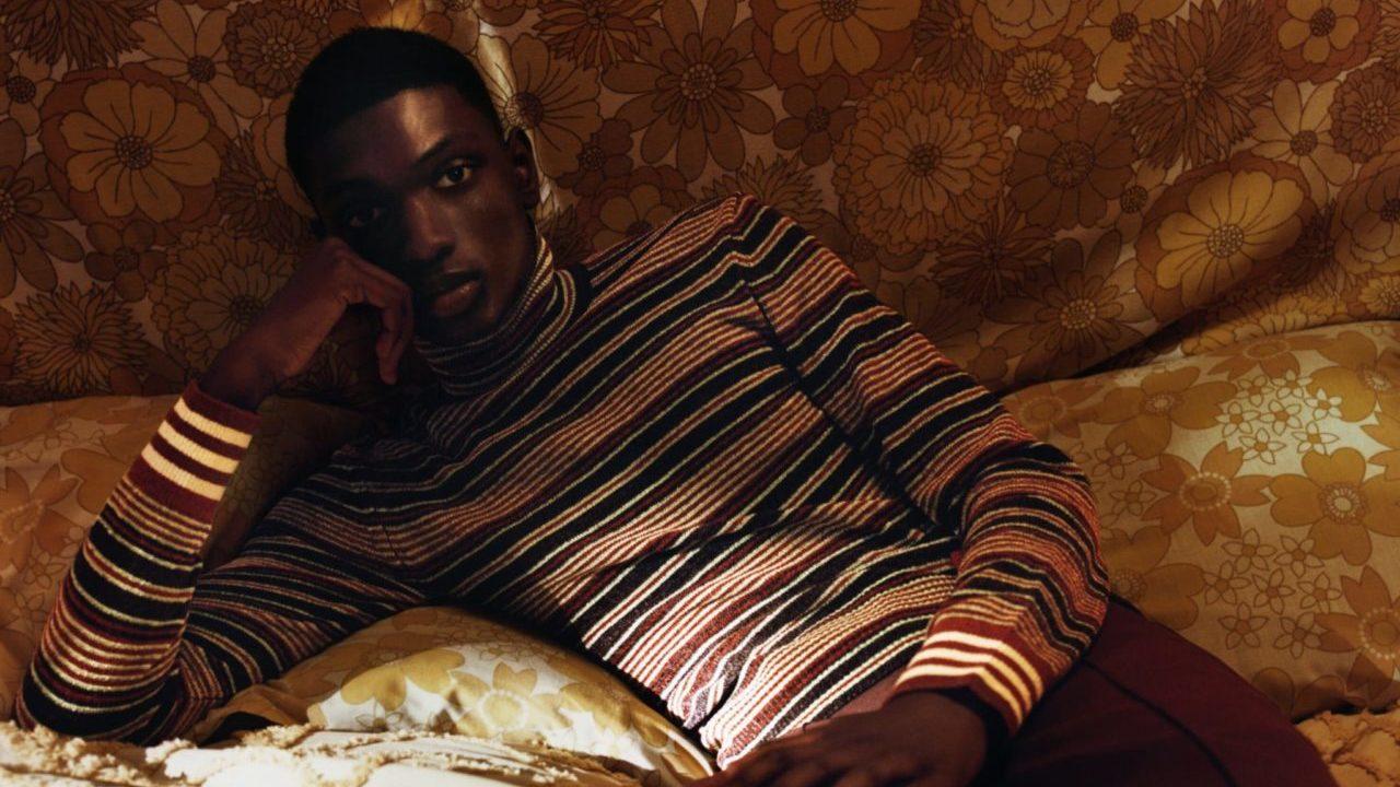 Wales Bonner colabora con Adidas Originals en esta  colección retro