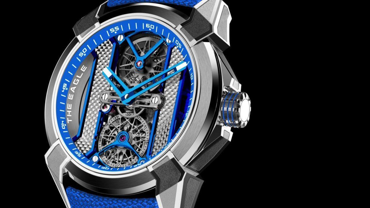 Khabib Nurmagomedov inspira una coleccion de alta relojería