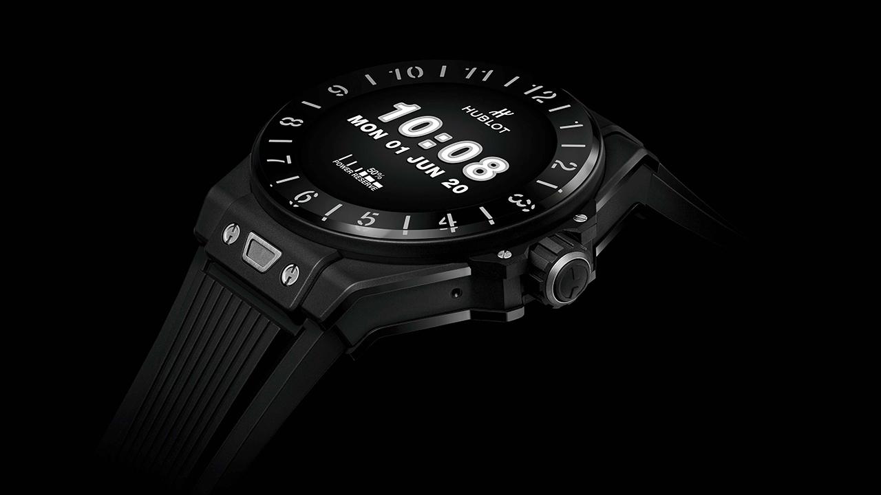 Hublot presenta dos ediciones de su nuevo reloj conectado: Big Bang e
