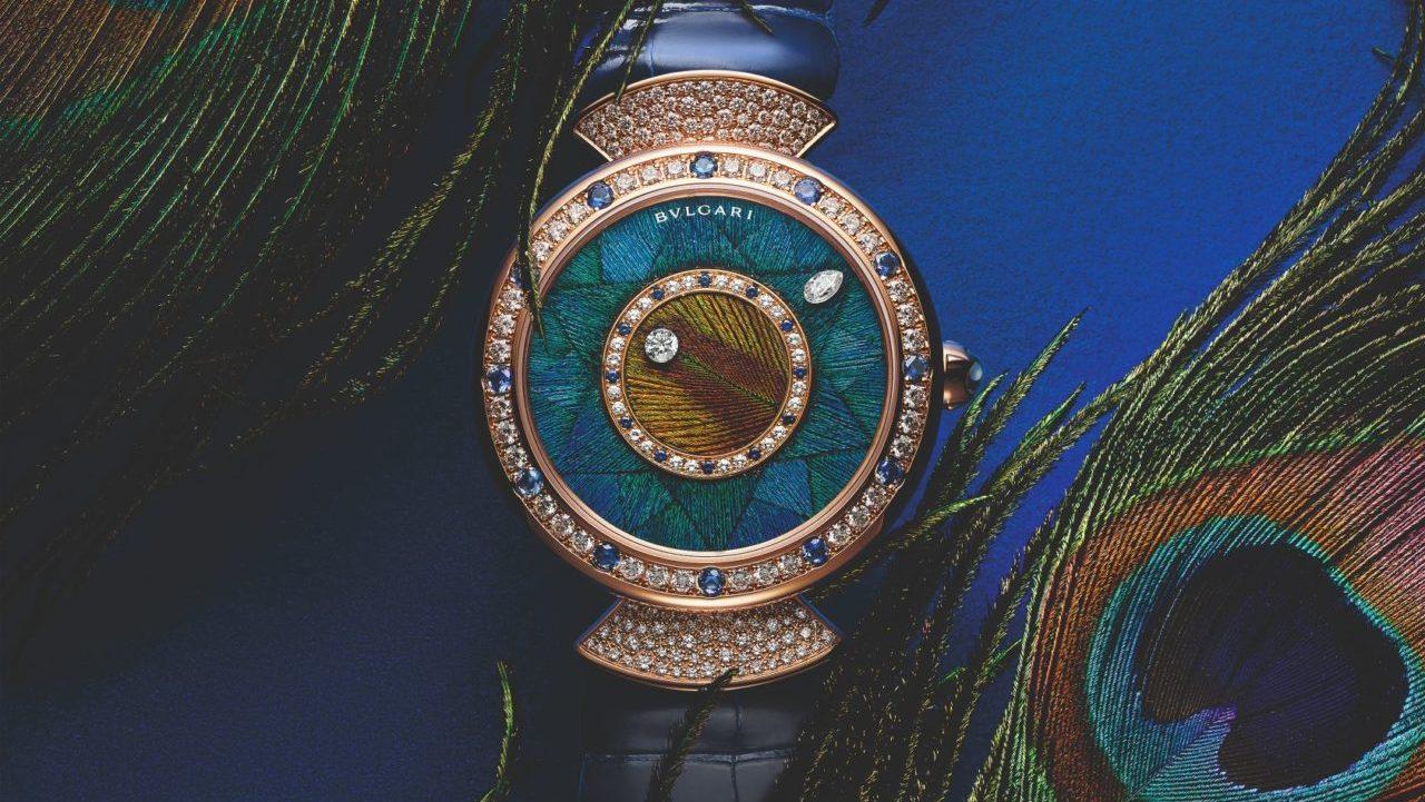 Bvlgari presenta una colección de alta relojería con exquisita maestría artesanal
