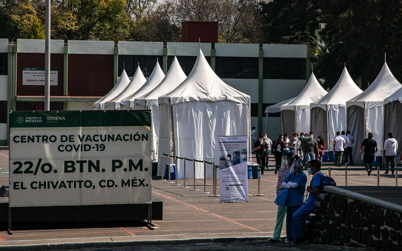 INE vigilará la aplicación de la vacuna contra Covid-19