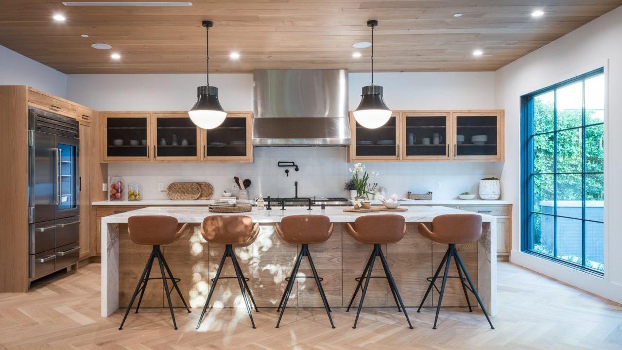 Tendencias en el diseño de interiores 2021: Revitaliza tu cocina