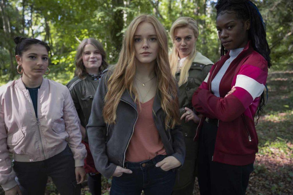 series sobrenaturales Netflix