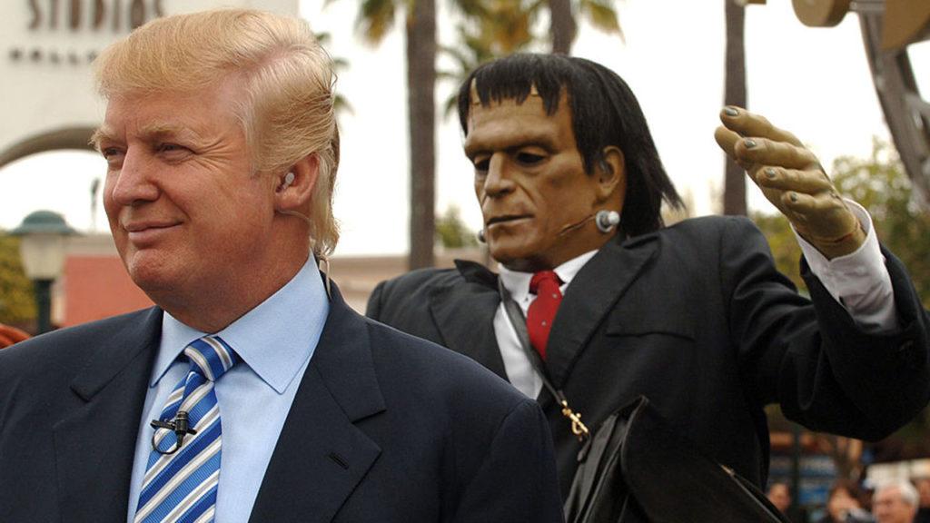 Donald Trump hombre naranja 4