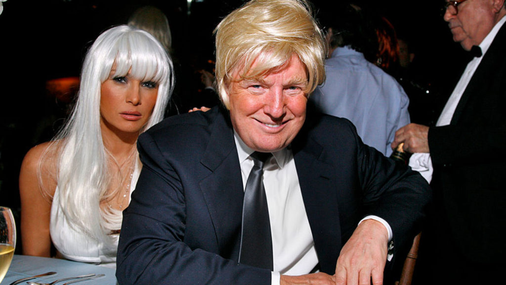 Donald Trump hombre naranja 6