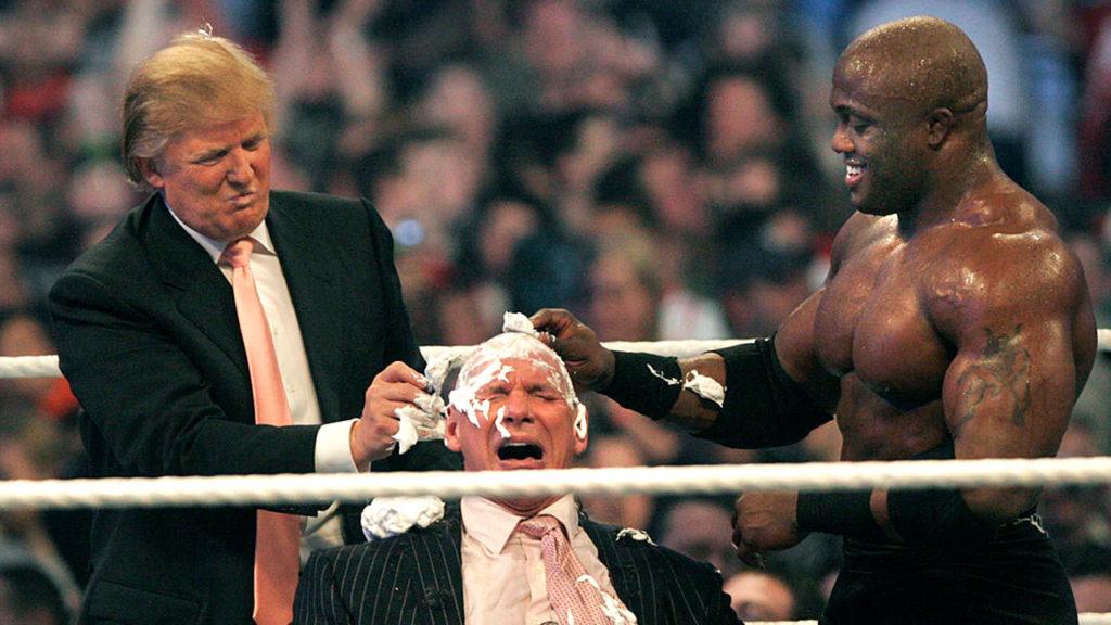 Donald Trump hombre naranja 7