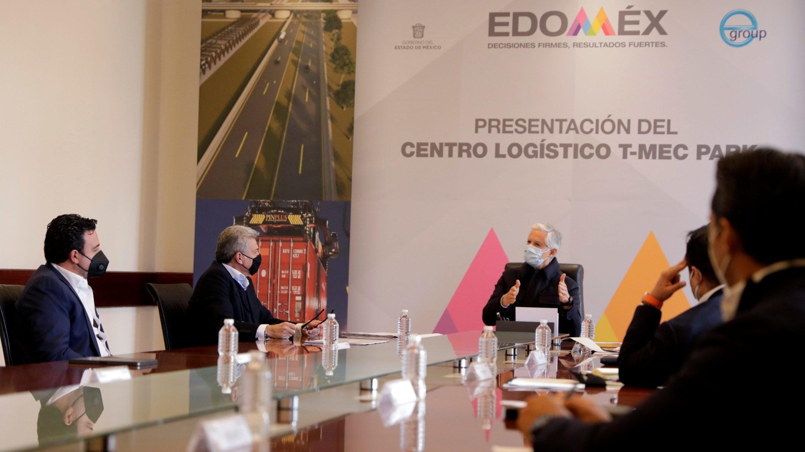Familia El-Mann invertirá 25 mil mdp en centro logístico T-MEC Park