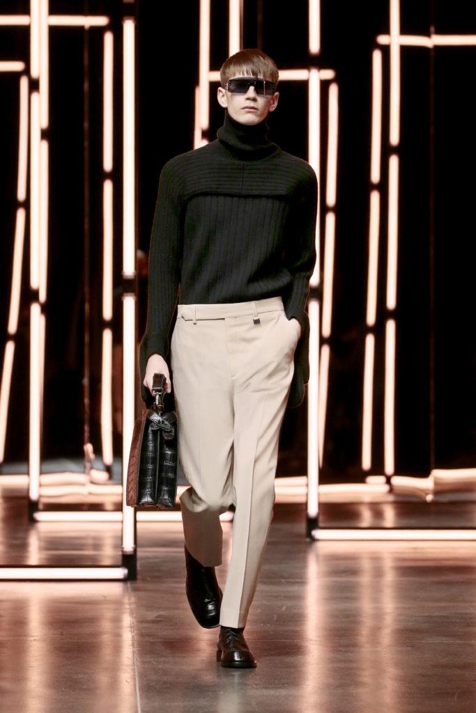 Fendi colección moda