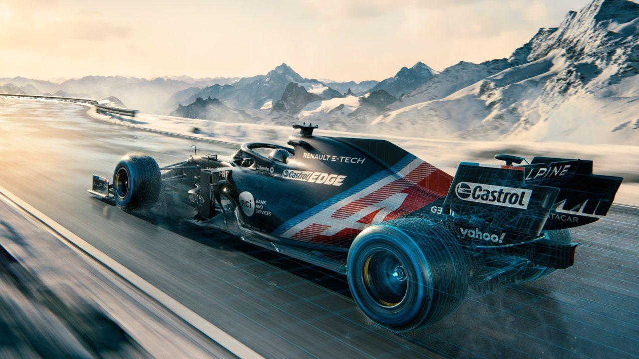 Conoce el Alpine con el que Fernando Alonso vuelve a la Fórmula 1