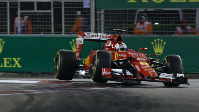 Fórmula 1 Gran Premio carreras