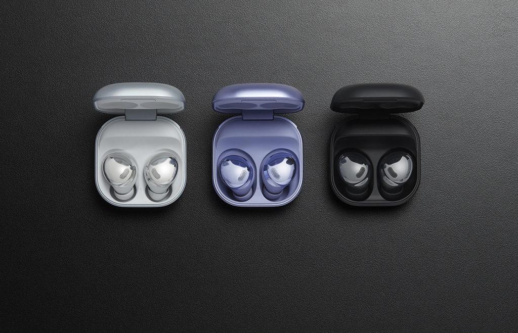 Samsung Galaxy Buds pro audífonos Apple