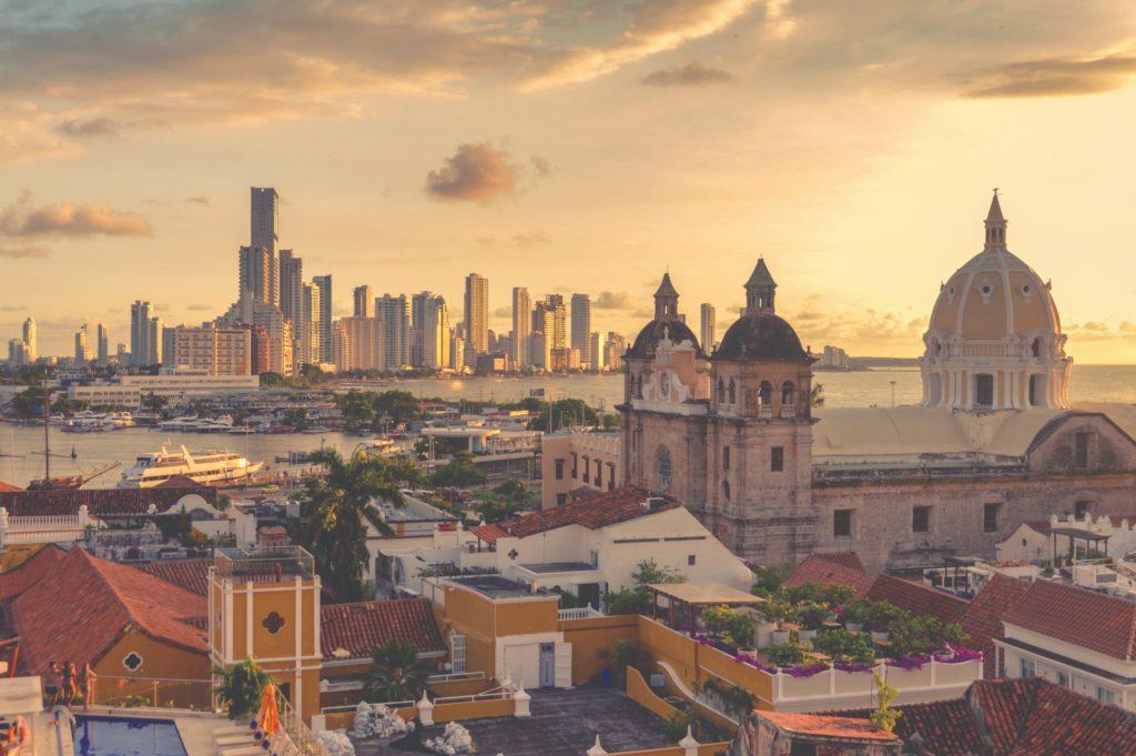 Cartagena Colombia destinos 2021