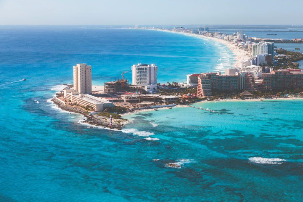 Cancún México destinos 2021