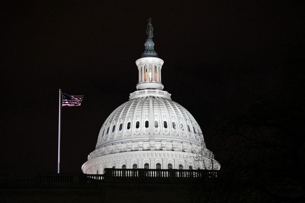 Capitolio Congreso de Estados Unidos