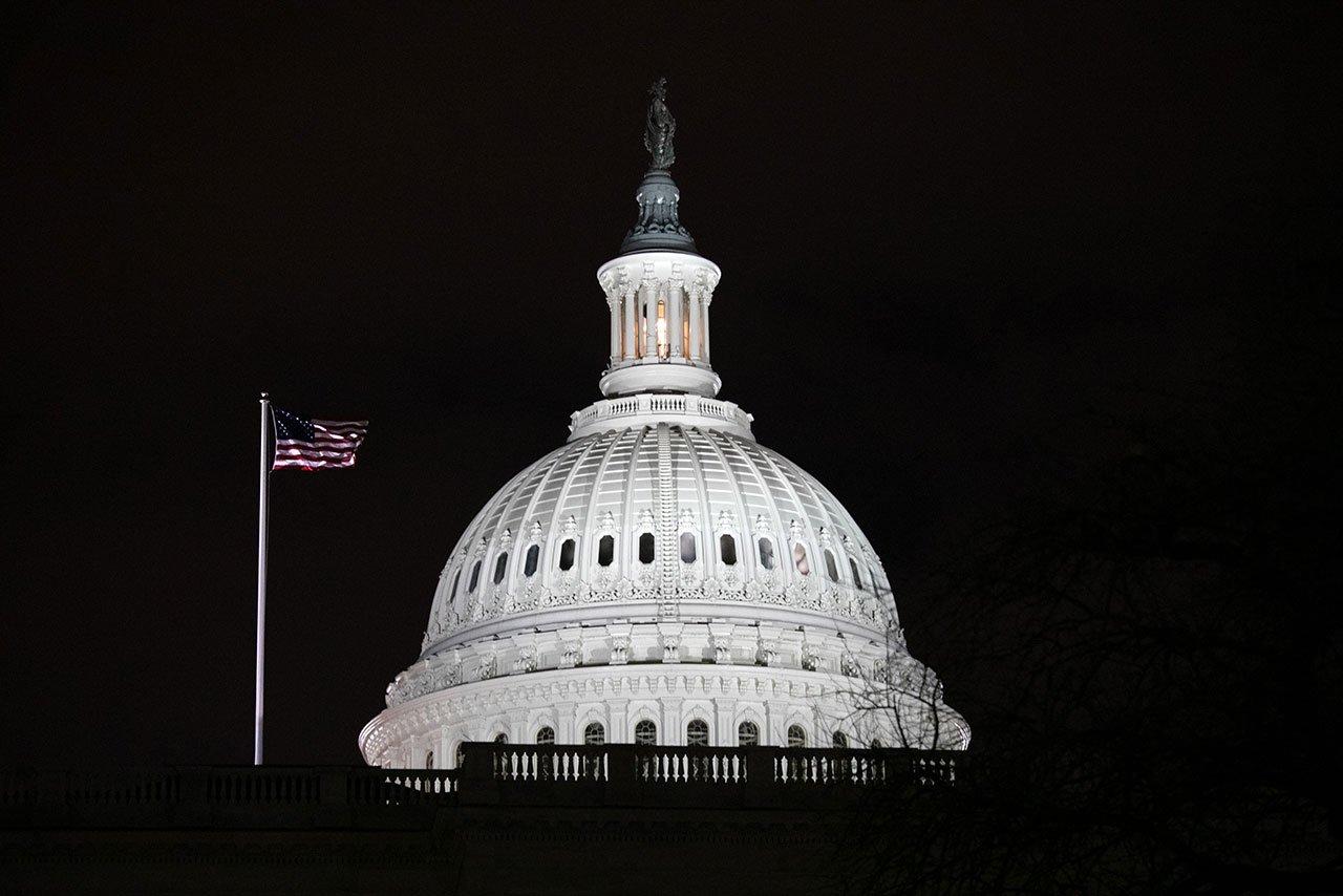 Cierran Capitolio como precaución por incendio menor en la zona
