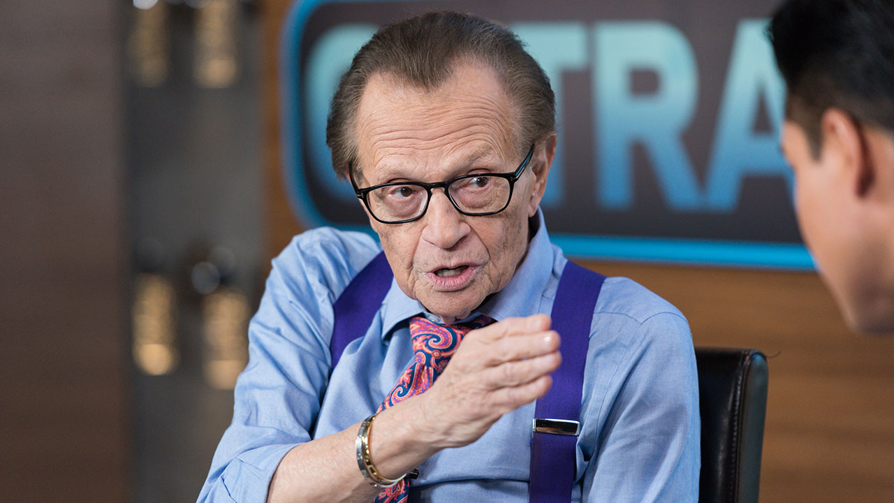 Fallece Larry King por Covid-19