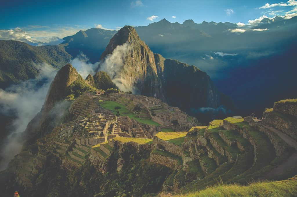 Machu Pichu destinos 2021