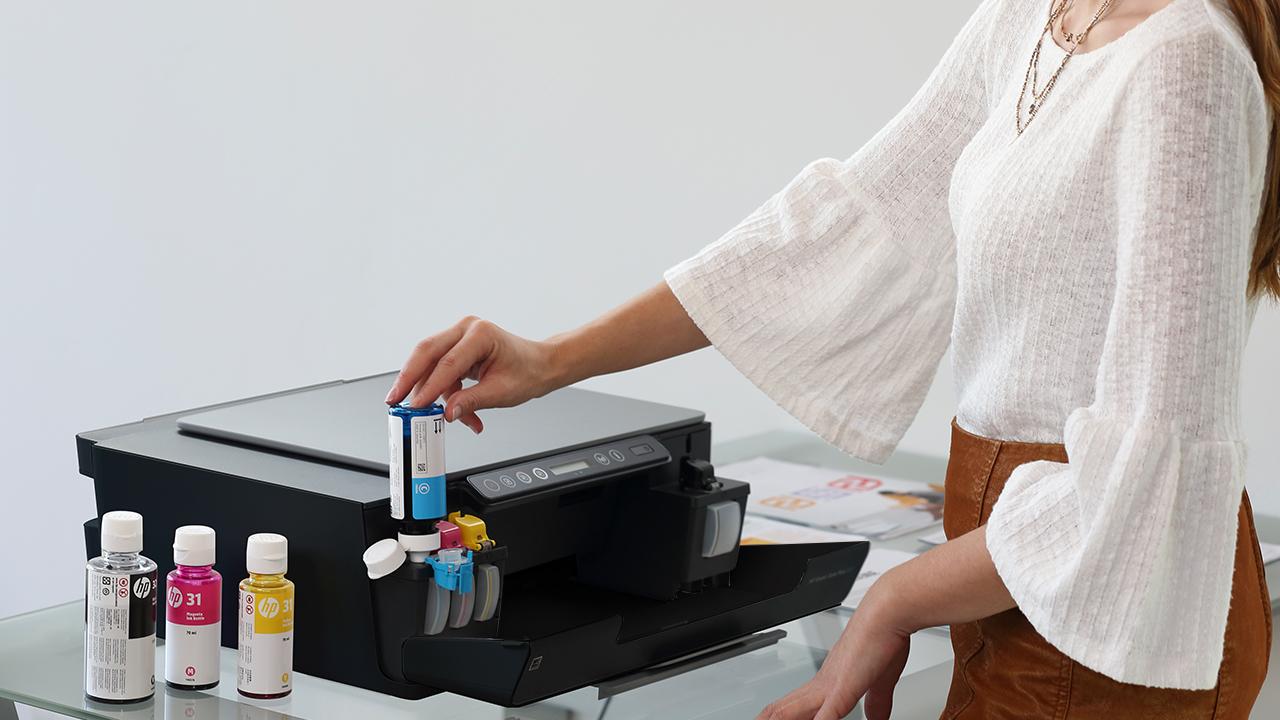 Confía en la impresión de HP: calidad y seguridad
