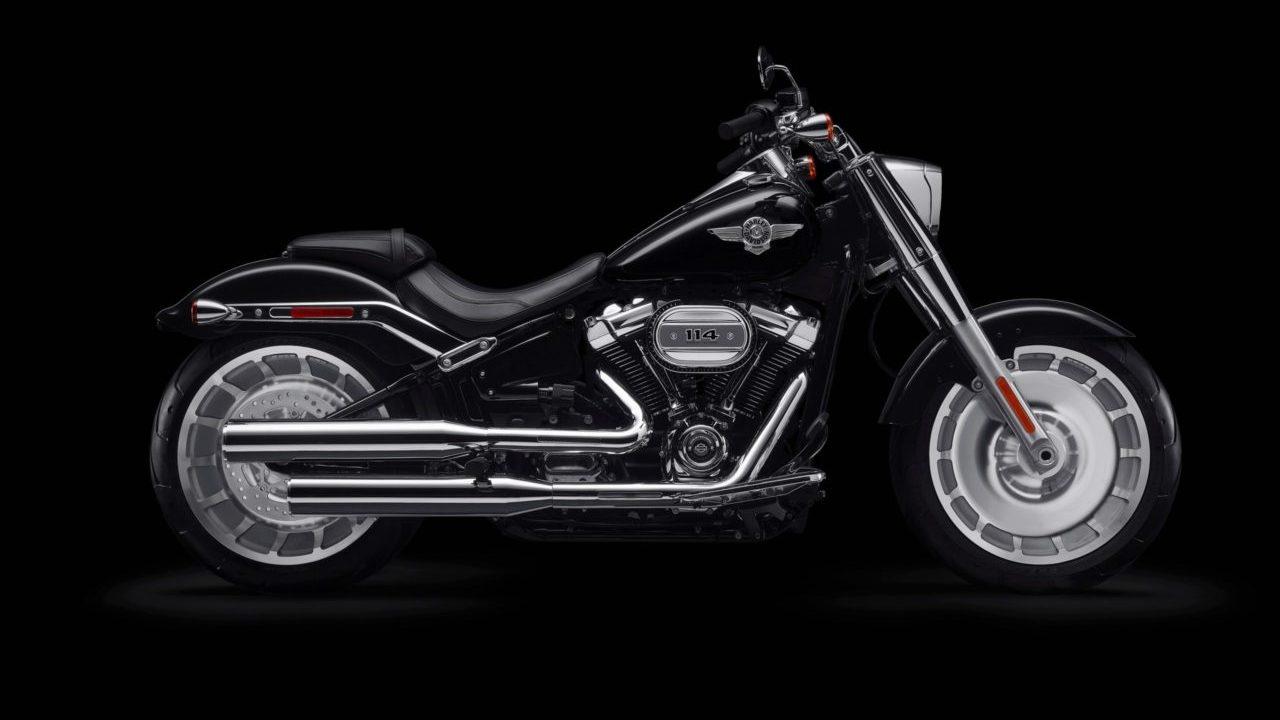 Harley-Davidson muestra la estilizada potencia de sus nuevas motocicletas 2021