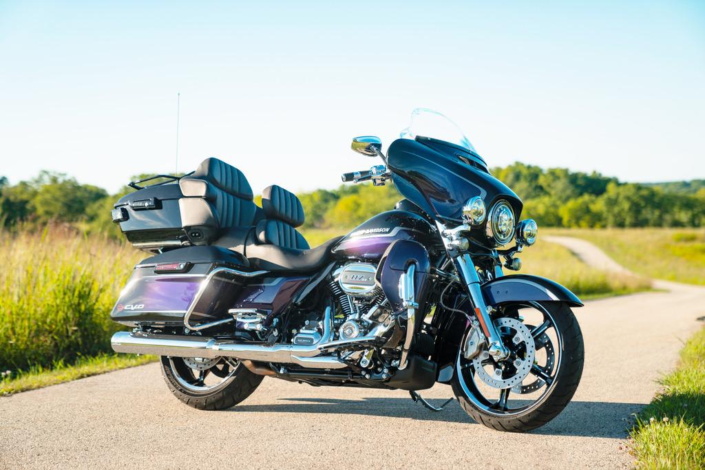 Harley Davidson motocicletas