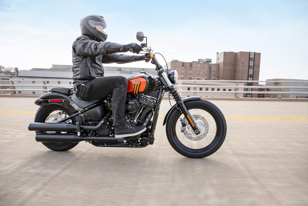 Harley Davidson motociicletas