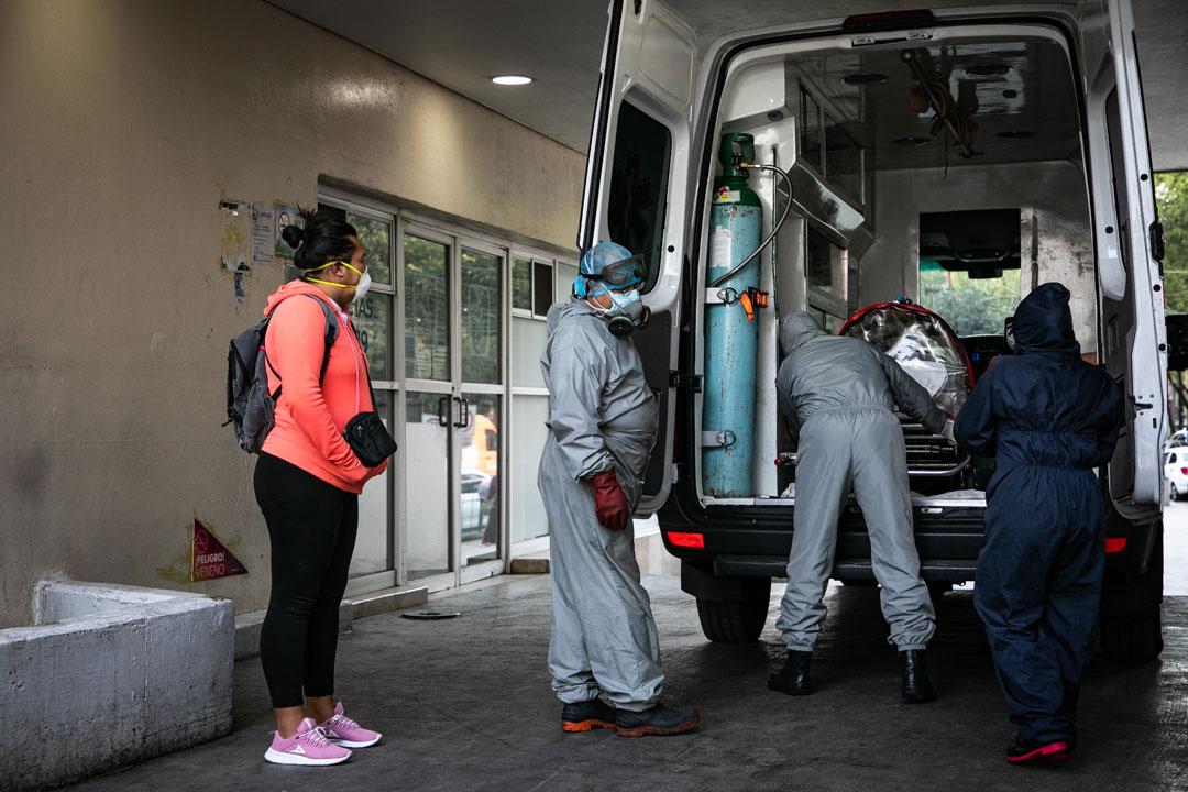Jalisco enfrenta a la Covid con sus hospitales rebasados
