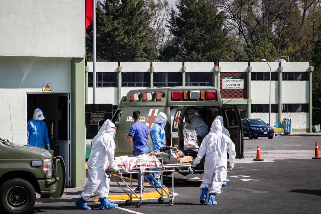 México roza los 150,000 muertos por Covid-19