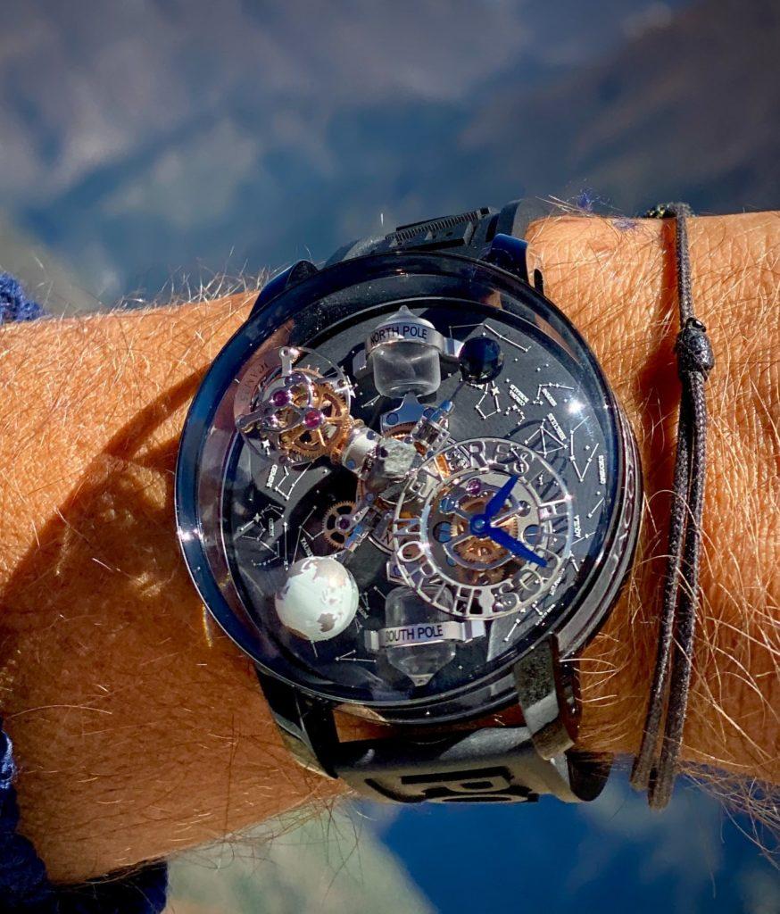 reloj Everest Tierra