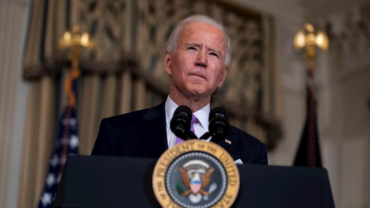 Biden, dispuesto a quitar parte de las sanciones que Trump impuso a Irán