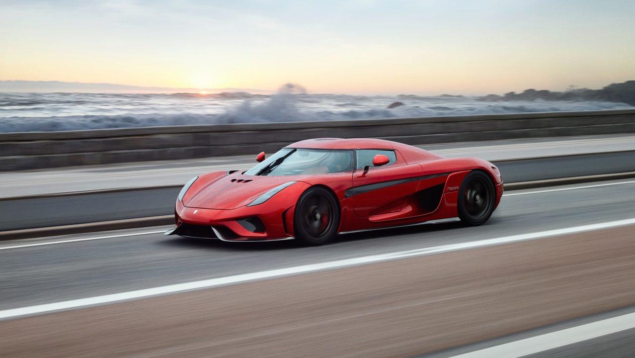 Koenigsegg Regera marca un nuevo hito en la Velocidad