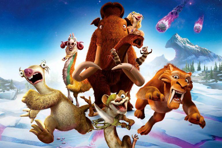 películas animadas Disney+
