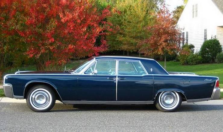 Lincoln autos