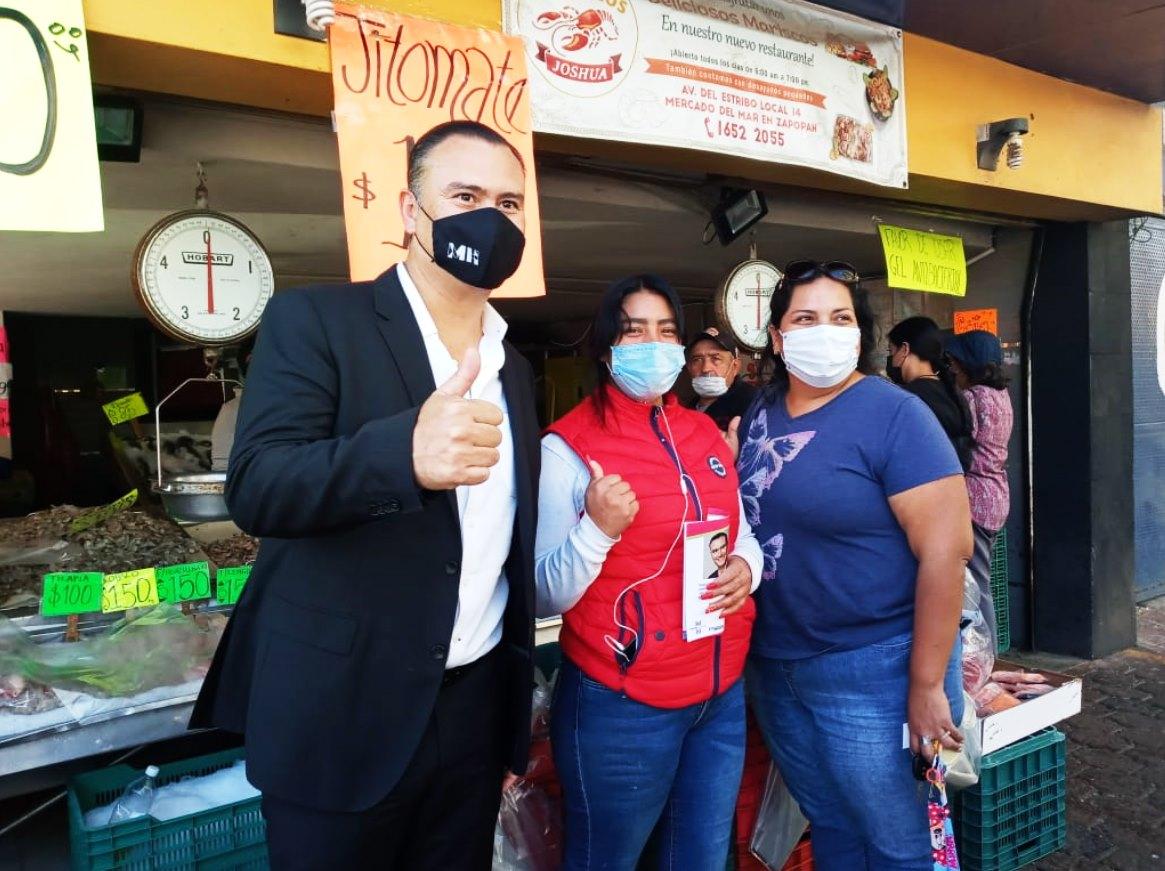 'Hay que refrescar los partidos políticos': Alternativas por México
