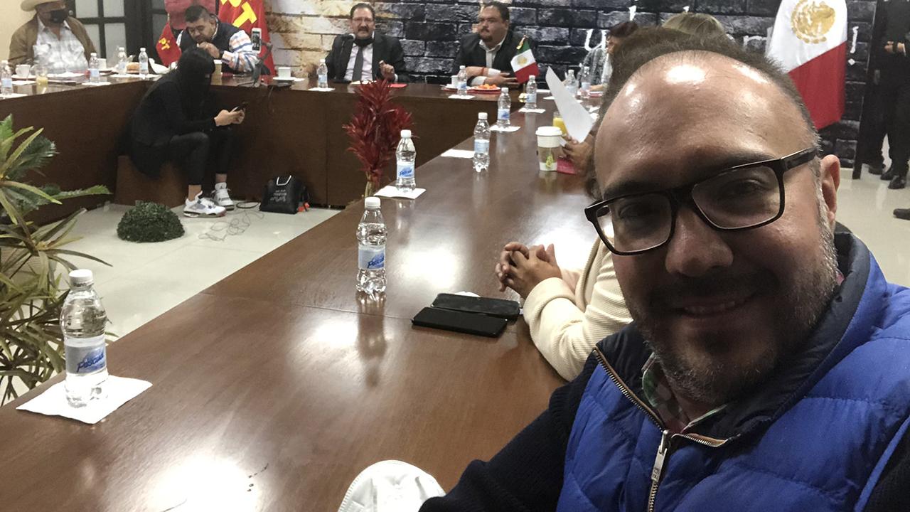 FGJ CDMX va por Mauricio Toledo, exdelegado de Coyoacán, por enriquecimiento ilícito