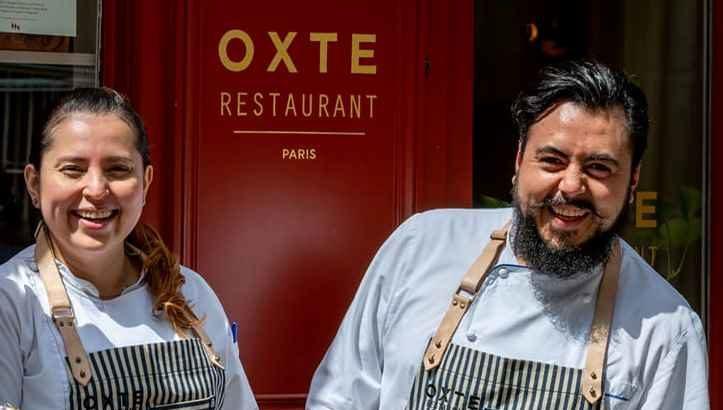 Oxte: una historia de amor a la mexicana con Estrella Michelin