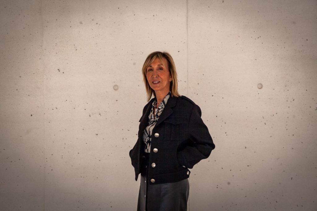 Patricia Marshall en Museo Jumex con Arte Contemporáneo