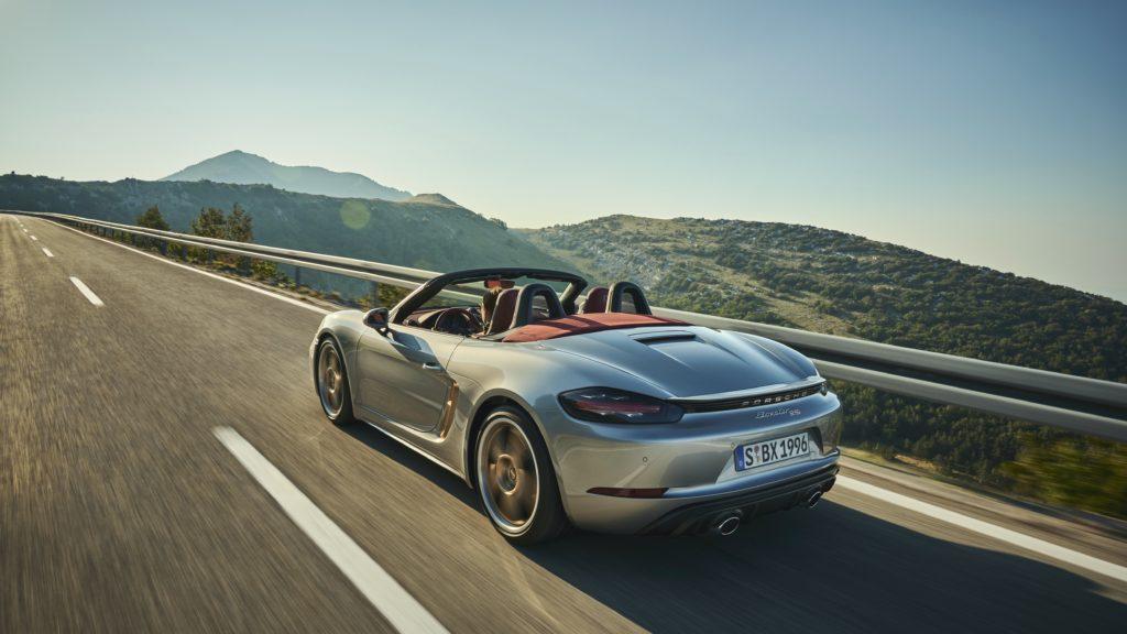 Porsche Boxter Edición Limitada