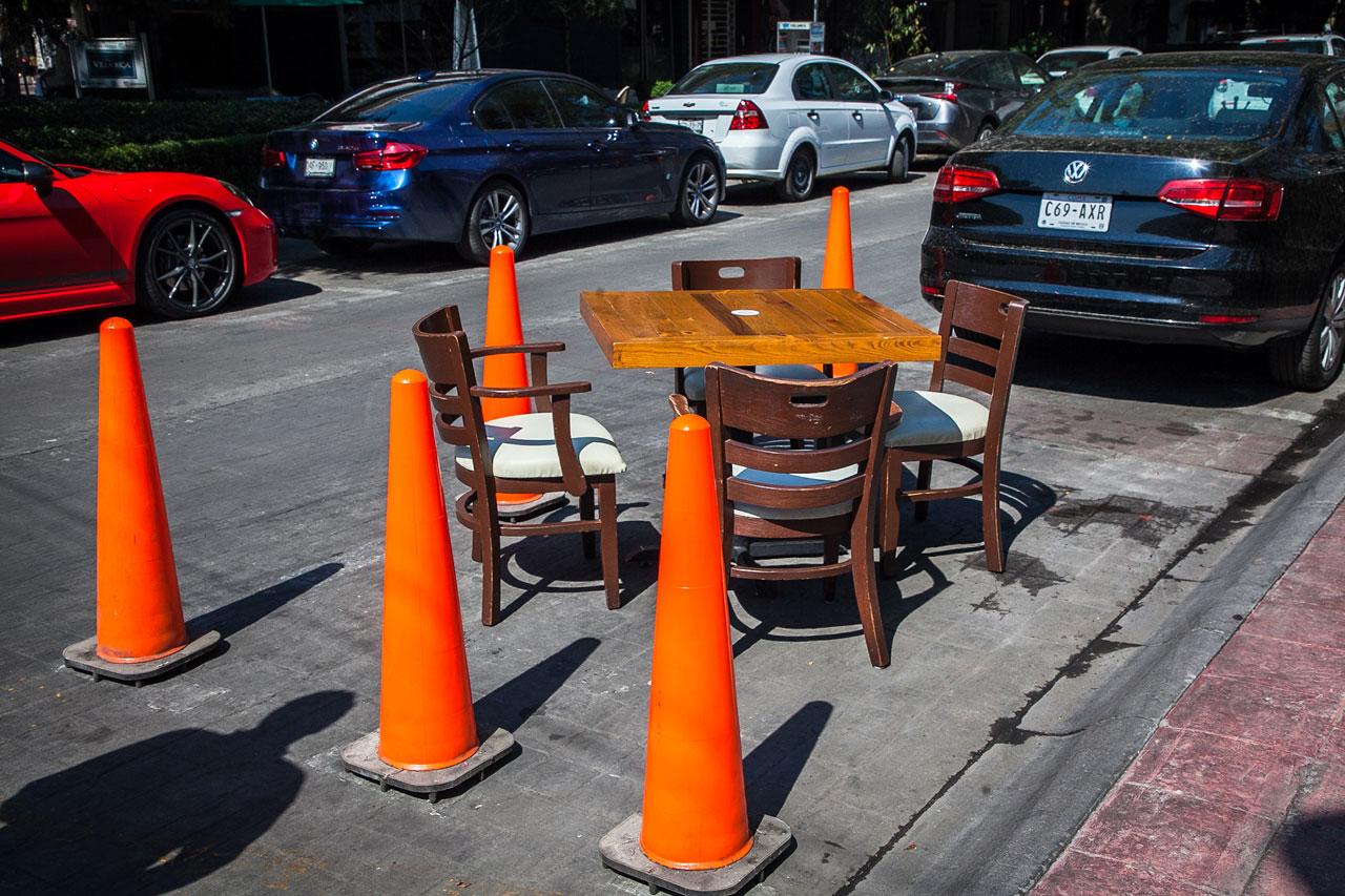 Fotogalería: Sobrevivir con un restaurante en tiempo de Covid-19