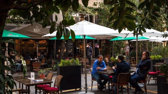Reapertura restaurantes Semaforo rojo Covid 19 6