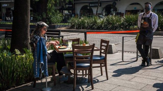 Reapertura restaurantes Semaforo rojo Covid 19 7