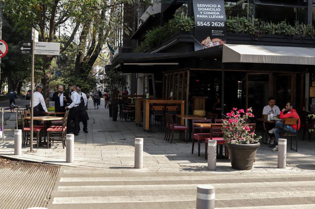 Reapertura restaurantes Semaforo rojo covid 19 14