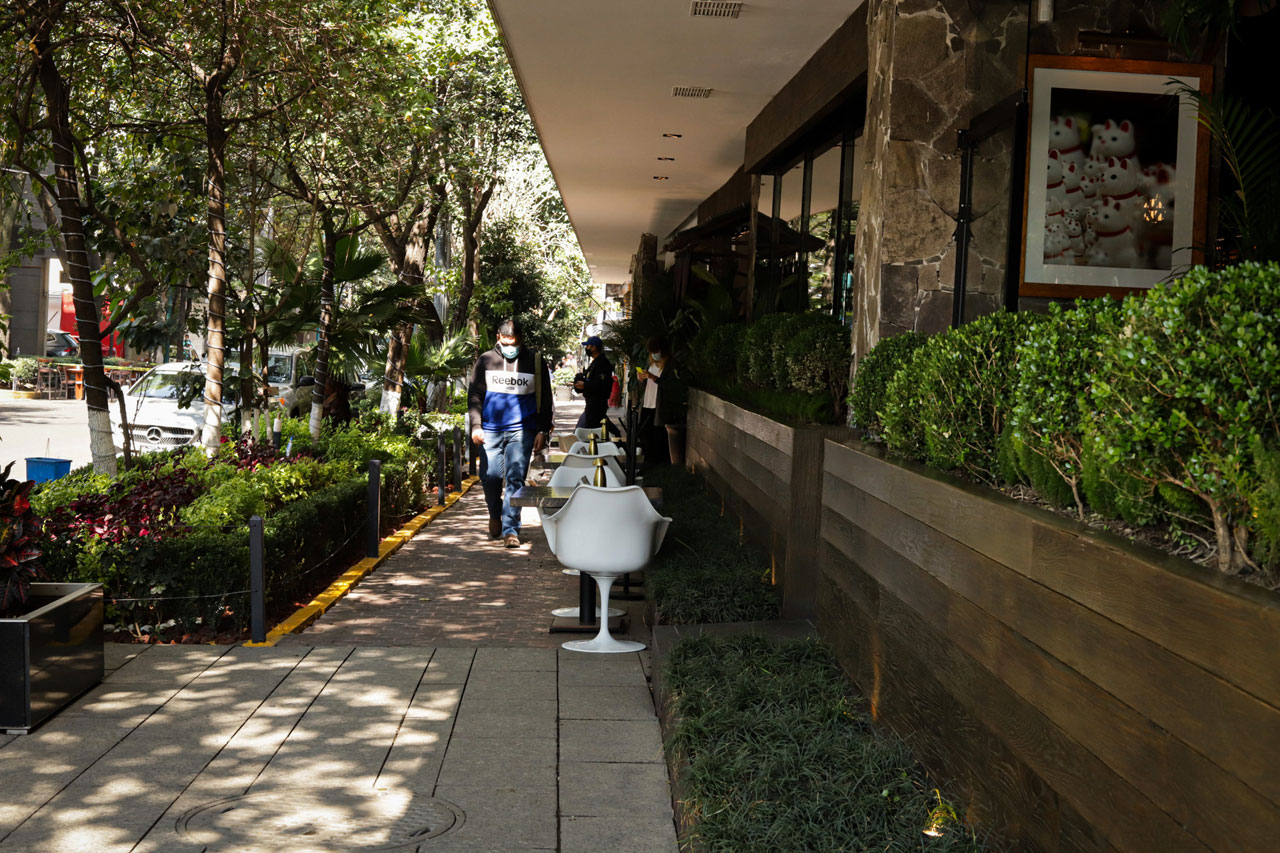 Restauranteros exigen aperturas en interiores en CDMX y Edomex