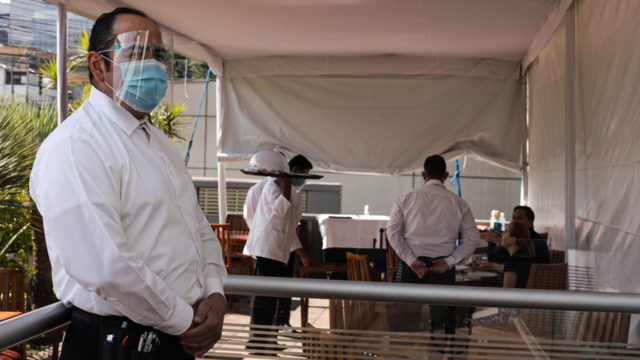 Reapertura restaurantes Semaforo rojo covid 19 16