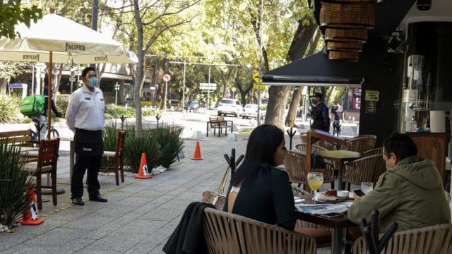 Reapertura restaurantes Semaforo rojo covid 19 17