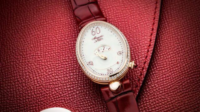 alta relojería Breguet amor