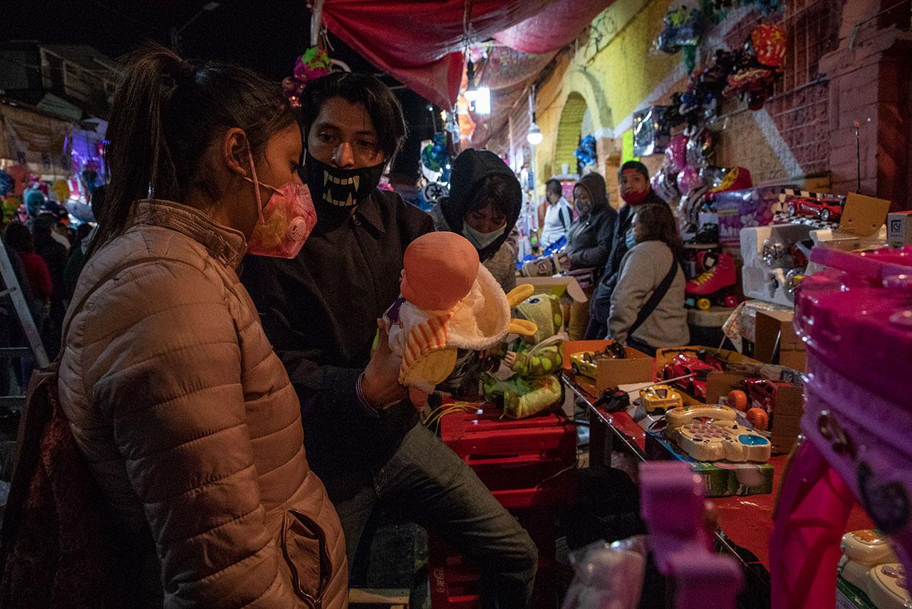 Fotogalería: Reyes Magos y los jugueteros, en crisis por Covid-19